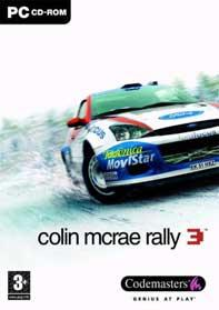 Colin Mcrae Rally 3 Demo