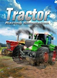 Tractor Racing Simulation Demo