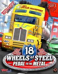 18 Wheels of Steel: Pedal to the Metal Demo